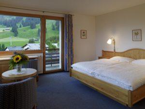 Alpina Parpan - Deluxe Zimmer